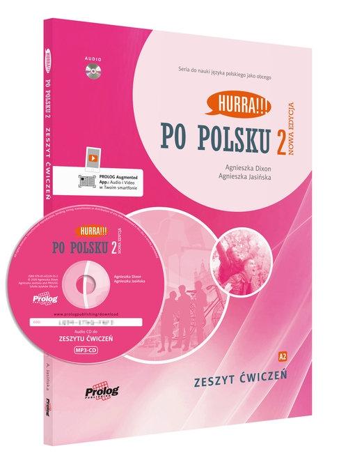 Po polsku 2. Zeszyt ćwiczeń