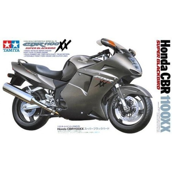 Honda CBR 1100XXS Blackbird (14070)