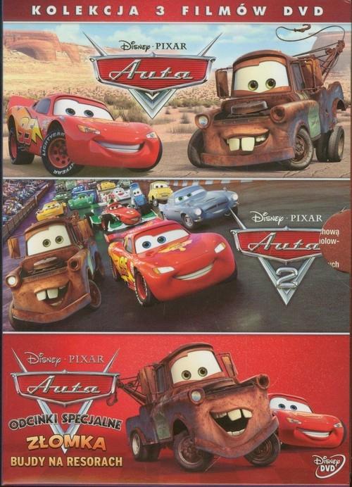 Auta/Auta2/Złomka bujdy na resorach John Lasseter, Joe Ranft