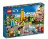 Lego City: Wesołe miasteczko - zestaw minifigurek (60234) Wiek: 5+