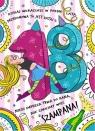 Karnet B6 Urodziny - 18-stka Dziewczyna 2