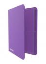 Gamegenic: Casual Album 8-Pocket - Purple