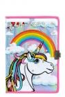 Pamiętnik zamykany A5 Unicorn