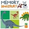 Kapitan Nauka. Memory - DinozauryWiek: 3+