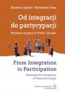 Od integracji do partycypacji.