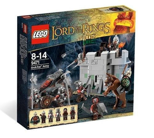 Lego Armia Uruk-hai