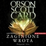 Zaginione wrota (audiobook) Card Orson Scott