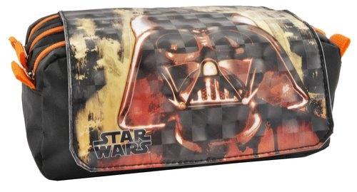 Piórnik trzykomorowy Star Wars