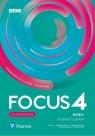 Focus Second Edition 4. Student's Book + kod (Digital Resources + Interactive eBook + MyEnglishLab)