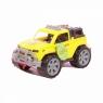 Samochód Legion Nr 3 żółty (76038)