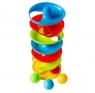 Wyścig kulek - wieża z piłeczkami (110554)