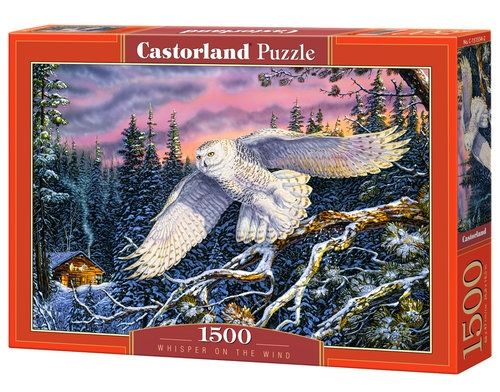 Puzzle Whisper On The Wind 1500 (C-151554)