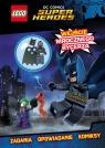 Lego DC Comics Suoer Heroes Wejście Mrocznego Rycerza (LNC-451)