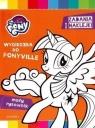 My Little Pony Zadania i naklejki Wycieczka do Ponyville