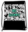 Worek szkolny plecak WR1043 Be happy MESIO