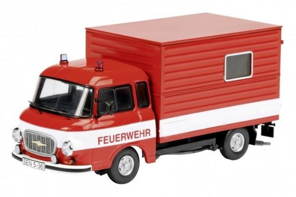 SCHUCO Barkas B 1000 Feuerwehr Koffer