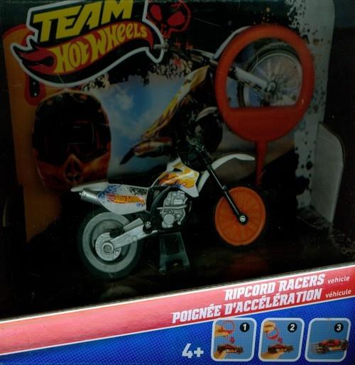 Team Hot Wheels Motocykl 1:24