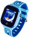 Smartwatch zegarek Kids Happy niebieski (5903246280555)