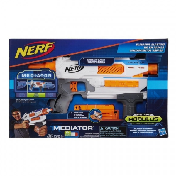 Nerf Modulus Mediator (E0016)