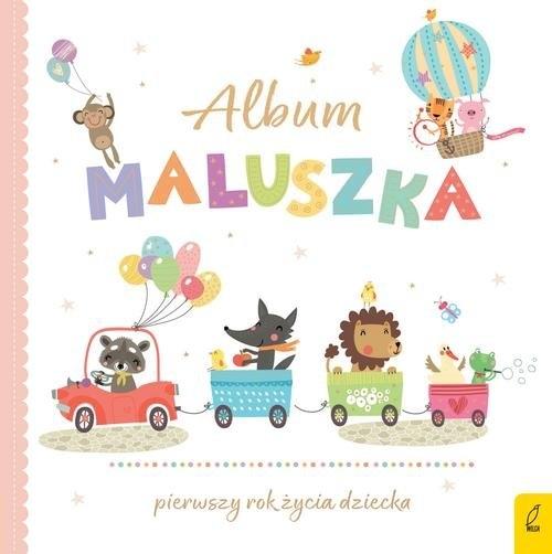 Album maluszka Praca Zbiorowa