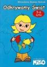 Odkrywamy świat 5-6 latki Nowak Mirosława