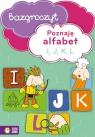 Poznaję alfabet I J K L Bazgroszyt