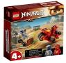 Lego Ninjago: Motocykl Kaia (71734)