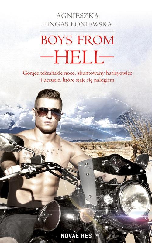 Boys from Hell Agnieszka Lingas-Łoniewska