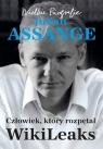 Julian Assange Człowiek który rozpętał WikiLeaks Gorig Carsten, Nord Kathrin