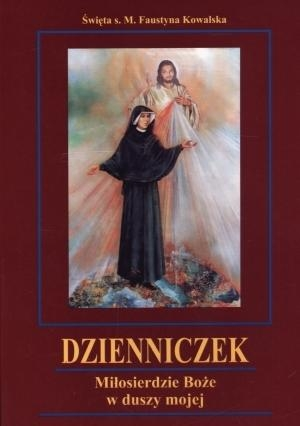 Dzienniczek Miłosierdzie Boże w duszy mojej (Uszkodzona okładka) Kowalska Faustyna