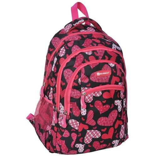 Plecak młodzieżowy Serca