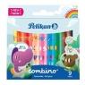 Pisaki Colorella Super Combino C411, 9 kolorów (814553)