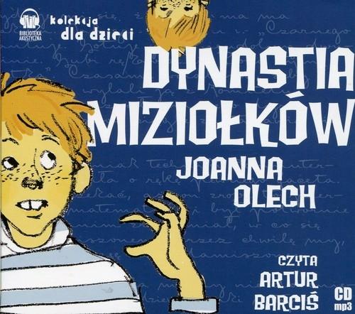 Dynastia Miziołków (Audiobook) Olech Joanna