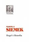 Hegel i filozofia Siemek Marek J.