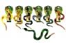 Wąż na blistrze, różne rodzaje