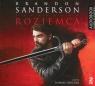 Rozjemca (audiobook) Sanderson Brandon