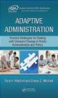 Adaptive Administration Cheryl Mitchell, Ferd Mitchell