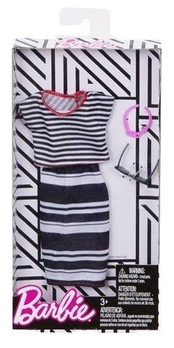 Barbie Zestaw sukienka FKR97 (FND47/FKR97)