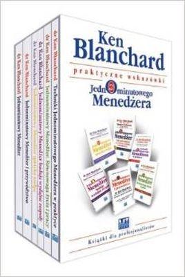 Ken Blanchard  Praktyczne wskazówki  Jednominutowego Menedżera Blanchard Ken