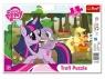 Puzzle ramkowe My Little Pony. W sadzie. 15 elementów (31155)