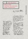 Album Orbis Cypriana Norwida jako księga sztukmistrza Borowiec Anna