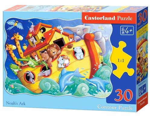 Puzzle konturowe 30: Noah's Ark