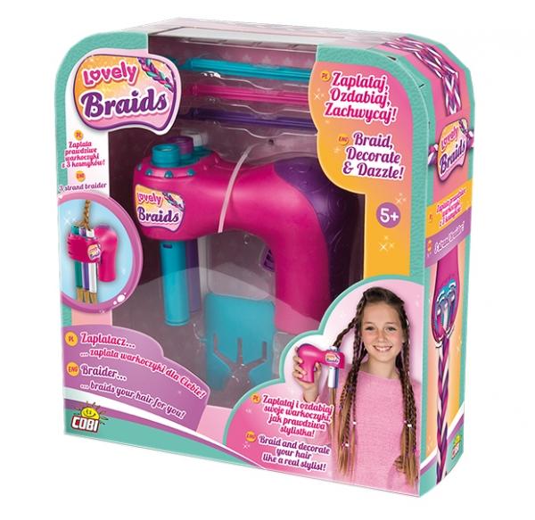 Lovely Braids: Zaplatacz warkoczyków (06455)