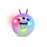 Świecąca piłka do skakania Space Hopper