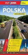 Polska Europilot mapa drogowa 1:750 000