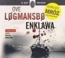 Enklawa (audiobook) Logmansbo Ove, Mróz Remigiusz