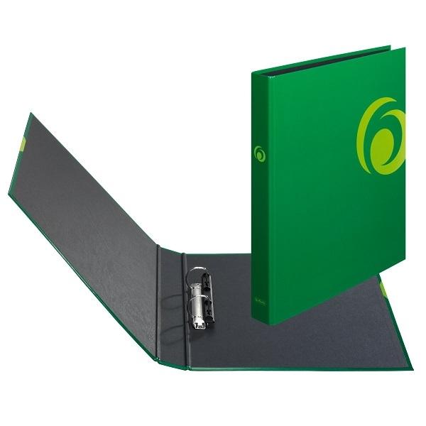 Segregator Fresh Colour maX.file A4/4cm - zielony ciemny (10936532)