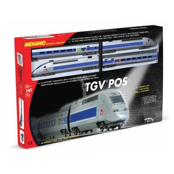 MEHANO Zestaw Startowy: TGV POS (T756)