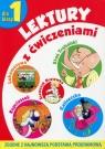 Lektury z ćwiczeniami dla klasy 1Szkoła podstawowa Wiśniewska Anna, Micińska-Łyżniak Irena