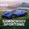 Kalendarz 2021 Ścienny Samochody sportowe